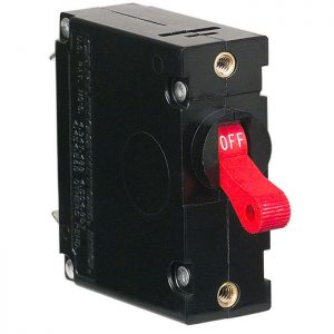A-Series Magnetic Circuit Breaker 1-Pole