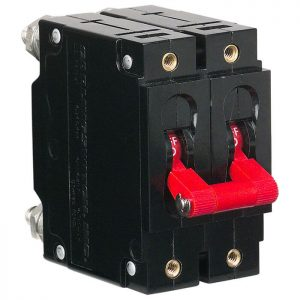 C-Series Magnetic Circuit Breaker 2-Pole