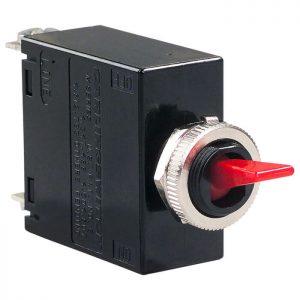 M-Series Paddle Magnetic Circuit Breaker 1-Pole