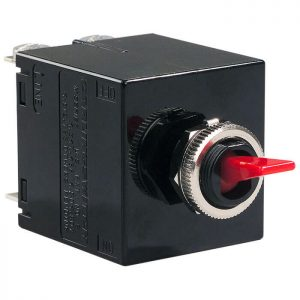 M-Series Paddle Magnetic Circuit Breaker 2-Pole