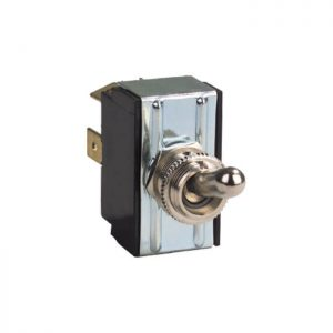 G-Series Double Pole Toggle Switch